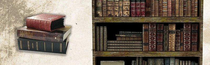 Альбомы-библиотеки в продаже!