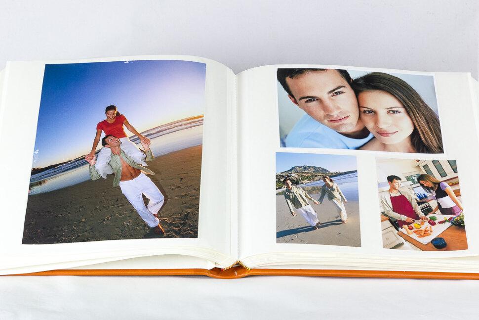 Альбом для фотографий светлый аня сахарова