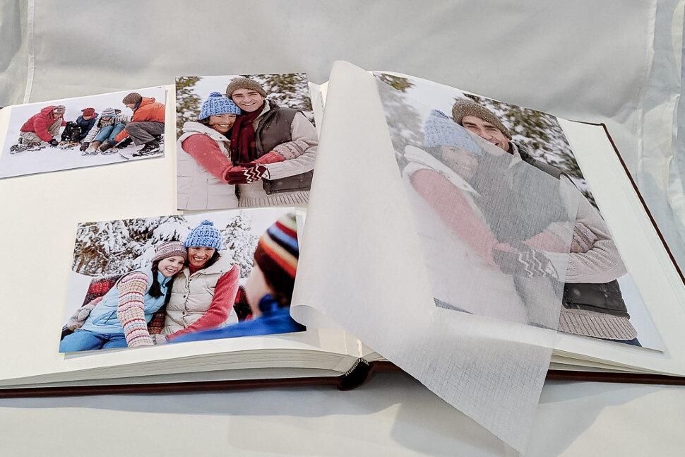 Альбом для фотографий светлый дарья цыганова
